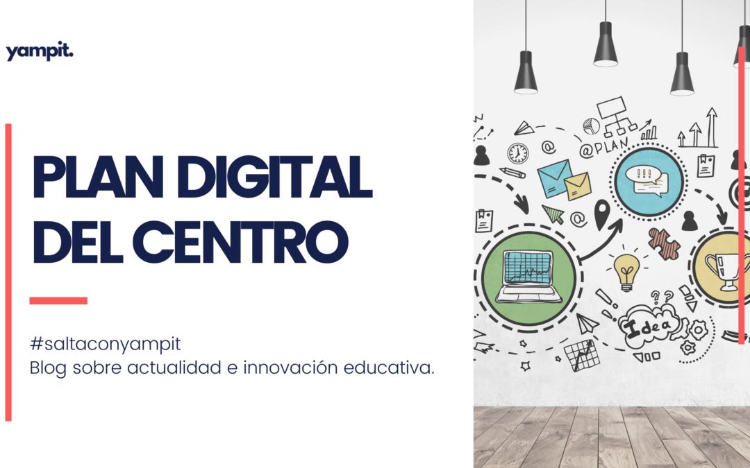 Plan digital para centros educativos