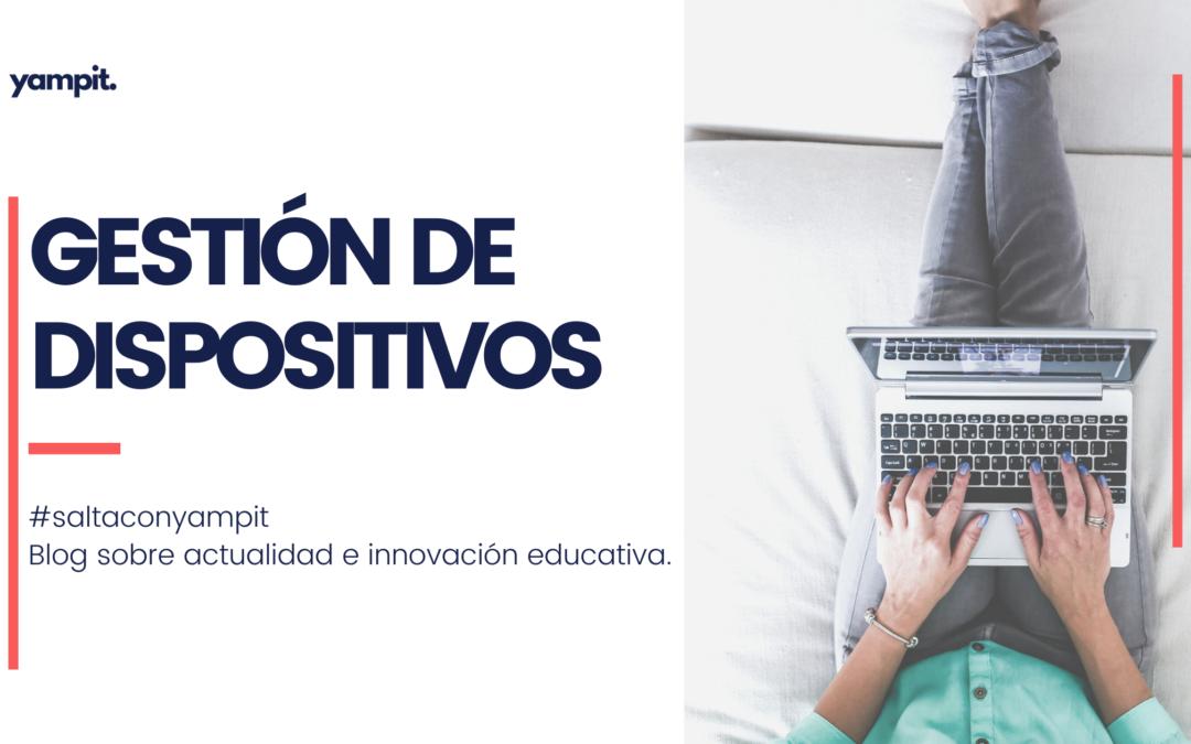 Gestionar dispositivos eficientemente en educación Intune